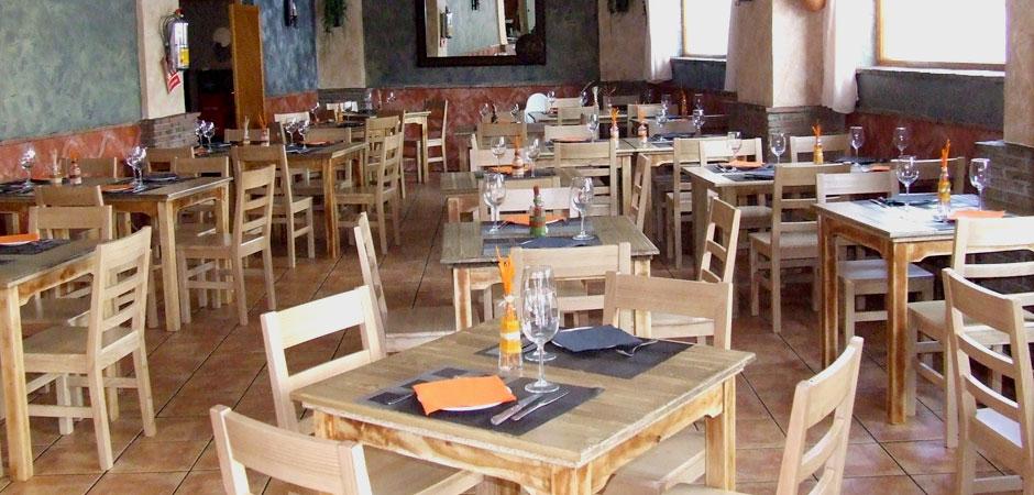 Restaurante La Piedra Teatinos